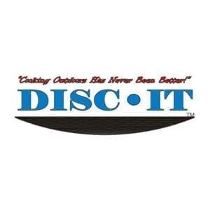 Disc It logo